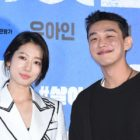"Director Of Film ""#ALIVE"" Praises Yoo Ah In And Park Shin Hye Over Their Performances"