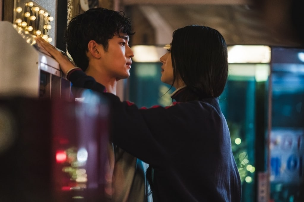 Kim Soo Hyun Seo Ye Ji 2