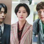 "Yoon Hyun Min And Hwang Jung Eum Get Into Trouble And Prompt Seo Ji Hoon To Rush Over In ""To All The Guys Who Loved Me"""