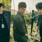 "Yoon Shi Yoon, Kim Dong Young, And Cho Wan Ki Team Up To Solve Mysterious Crime In ""Train"""