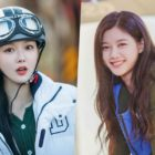 "Kim Yoo Jung Charms With Her Sweet Smile Behind The Scenes Of ""Backstreet Rookie"""