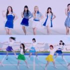 """Watch: Cherry Bullet Has A Party Together In Colorful """"Aloha Oe"""" Comeback MV"""