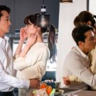 "Song Seung Heon And Seo Ji Hye Comfort Each Other Through A Warm Embrace In ""Dinner Mate"""