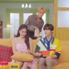 "Watch: Red Velvet's Yeri, UP10TION's Kim Woo Seok, And VIXX's Ravi Collaborate In MV For ""Sorrow"" Remake"