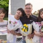 Kang Ha Neul, Chun Woo Hee, And Kang Sora Wrap Up Filming For Upcoming Movie