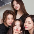 Girl's Day Gets Together To Celebrate Their 10th Debut Anniversary