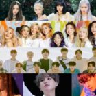 BLACKPINK, TWICE, SEVENTEEN, IU, Suga, And Baekhyun Top Gaon Monthly + Weekly Charts