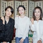 Lee Jung Hyun, Jin Seo Yeon, And Moon Jung Hee Begin Filming New Psychological Thriller