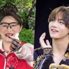 Kim Shin Young Thanks BTS's V For Her Rise In Global Fans + Shares Her Cute Solution To Language Barrier