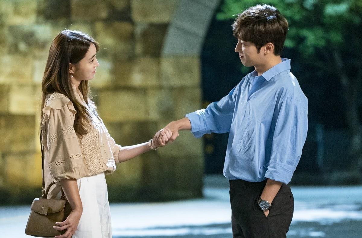 Lee Min Jung Lee Sang Yeob 1
