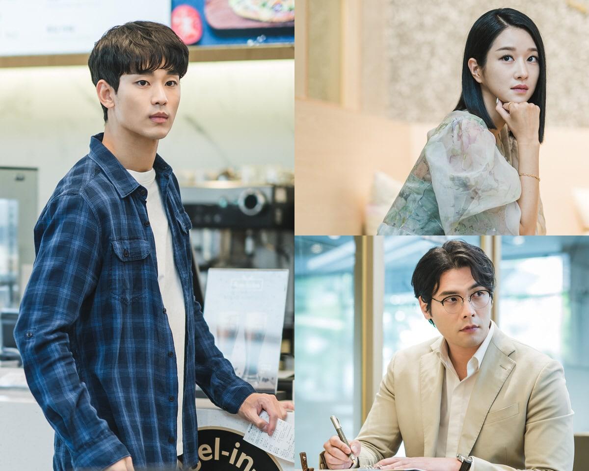 Choi Daniel menjadi cameo di drama It's Okay To Not Be Okay episode 8.