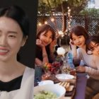 Lee Jung Hyun Talks About Son Ye Jin, Lee Min Jung, And Oh Yoon Ah Tagging Along On Her Honeymoon