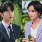 "Hwang Jung Eum And Yoon Hyun Min Sit Down For A Serious Conversation In ""To All The Guys Who Loved Me"""