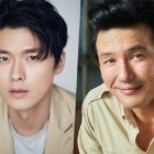 Hyun Bin And Hwang Jung Min Depart For Jordan To Film Upcoming Action Movie