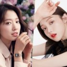"Park Shin Hye Thanks ""Doctors"" Co-Star Lee Sung Kyung For Supporting Upcoming Drama"
