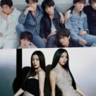 """BTS's """"Love Yourself: Tear"""" Makes History With 100 Weeks On Billboard's World Albums Chart + Red Velvet – Irene & Seulgi's """"Monster"""" Debuts"""