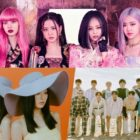 BLACKPINK, SEVENTEEN, And Red Velvet – Irene & Seulgi Top Gaon Weekly Charts