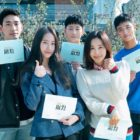 "Krystal, Jang Dong Yoon, And More Impress At Script Reading For New OCN Thriller ""Search"""