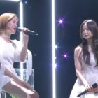 """Watch: EXID's Solji Pairs Up With IRO To Sing Cover Of Lee Hi's """"Breathe"""" On """"Immortal Songs"""""""