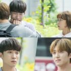 "SF9's Chani And Lee Sang Yi's Sudden Proximity Leaves Lee Cho Hee Flabbergasted In ""Once Again"""