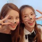 Girls' Generation's Seohyun Hangs Out With Former Labelmate BoA