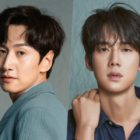 Lee Kwang Soo And Yoo Yeon Seok Renew Contracts With King Kong By Starship