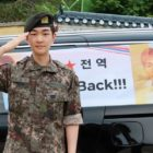 SHINee's Onew Discharged From The Military