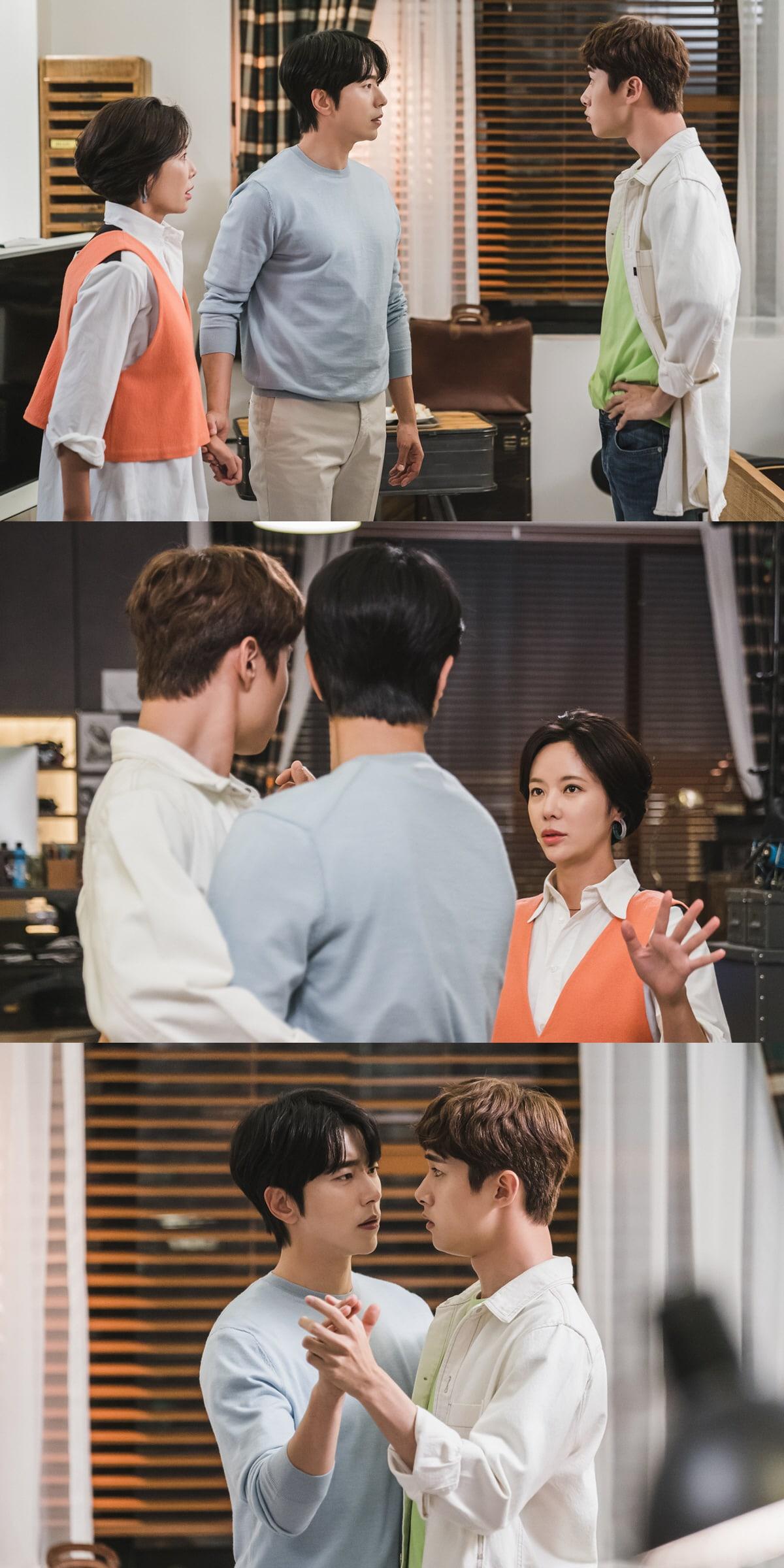 hwang jung eum yoon hyun min seo ji hoon to all the guys who loved me