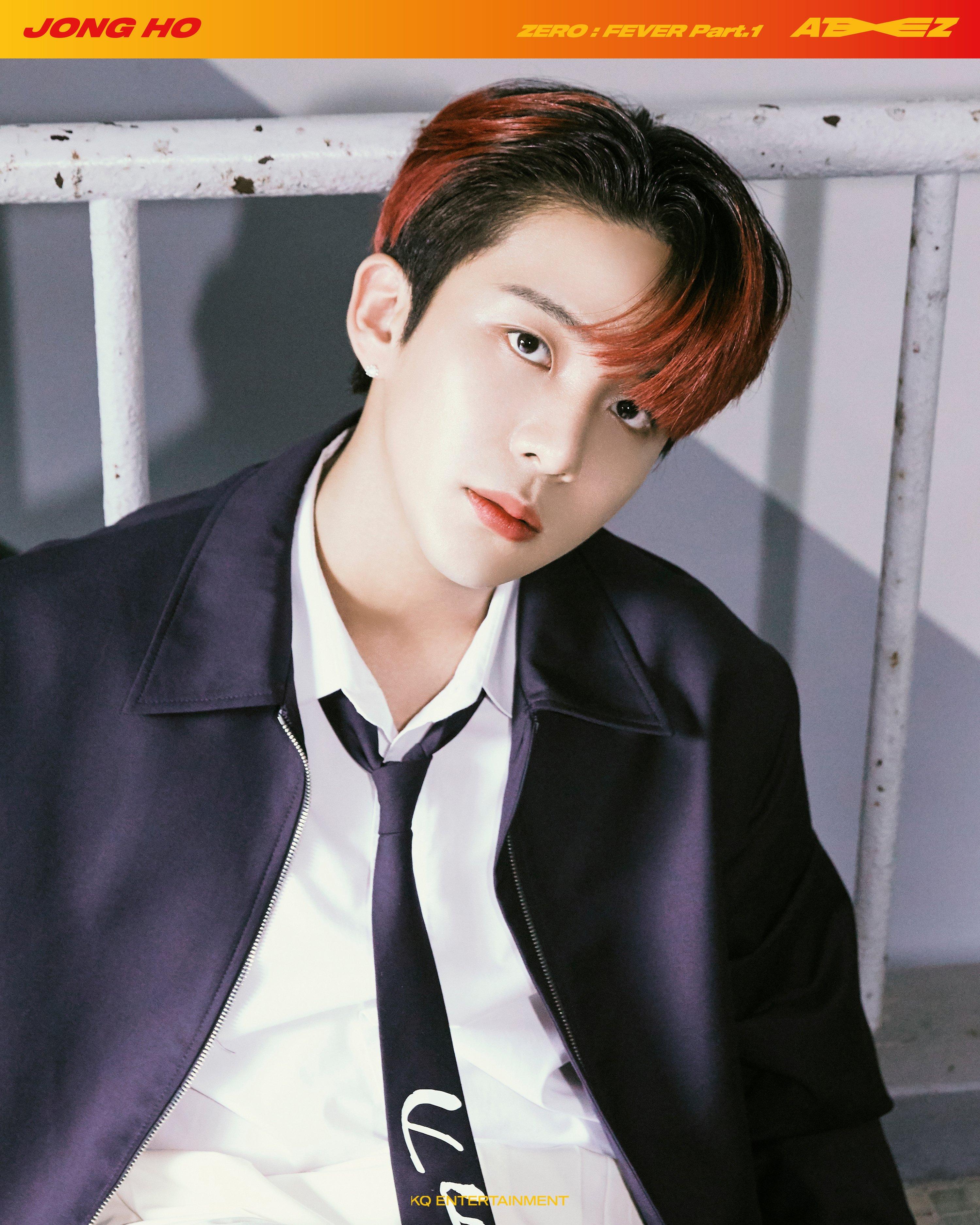 ATEEZ Jongho 1