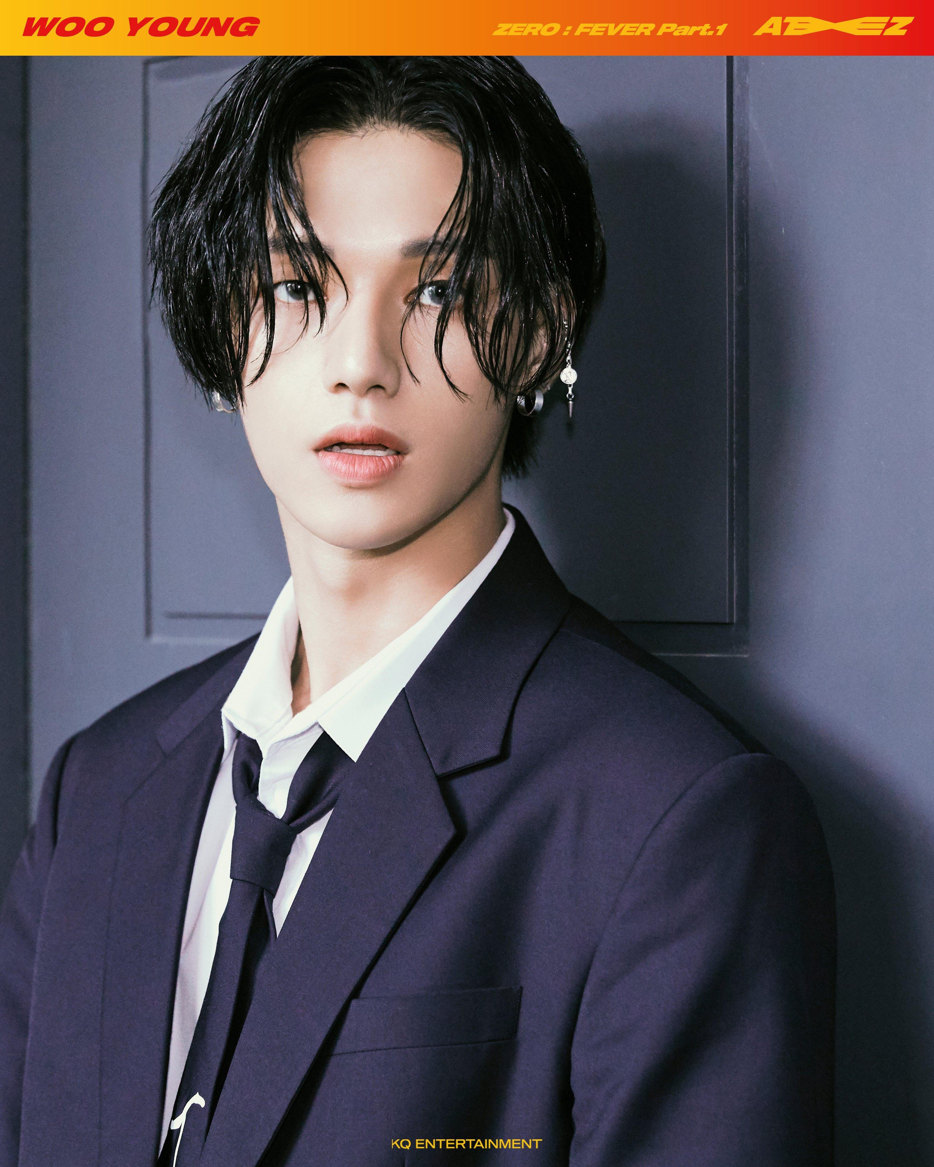 ATEEZ Wooyoung 11