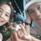 Eugene And Ki Tae Young Celebrate 9th Wedding Anniversary