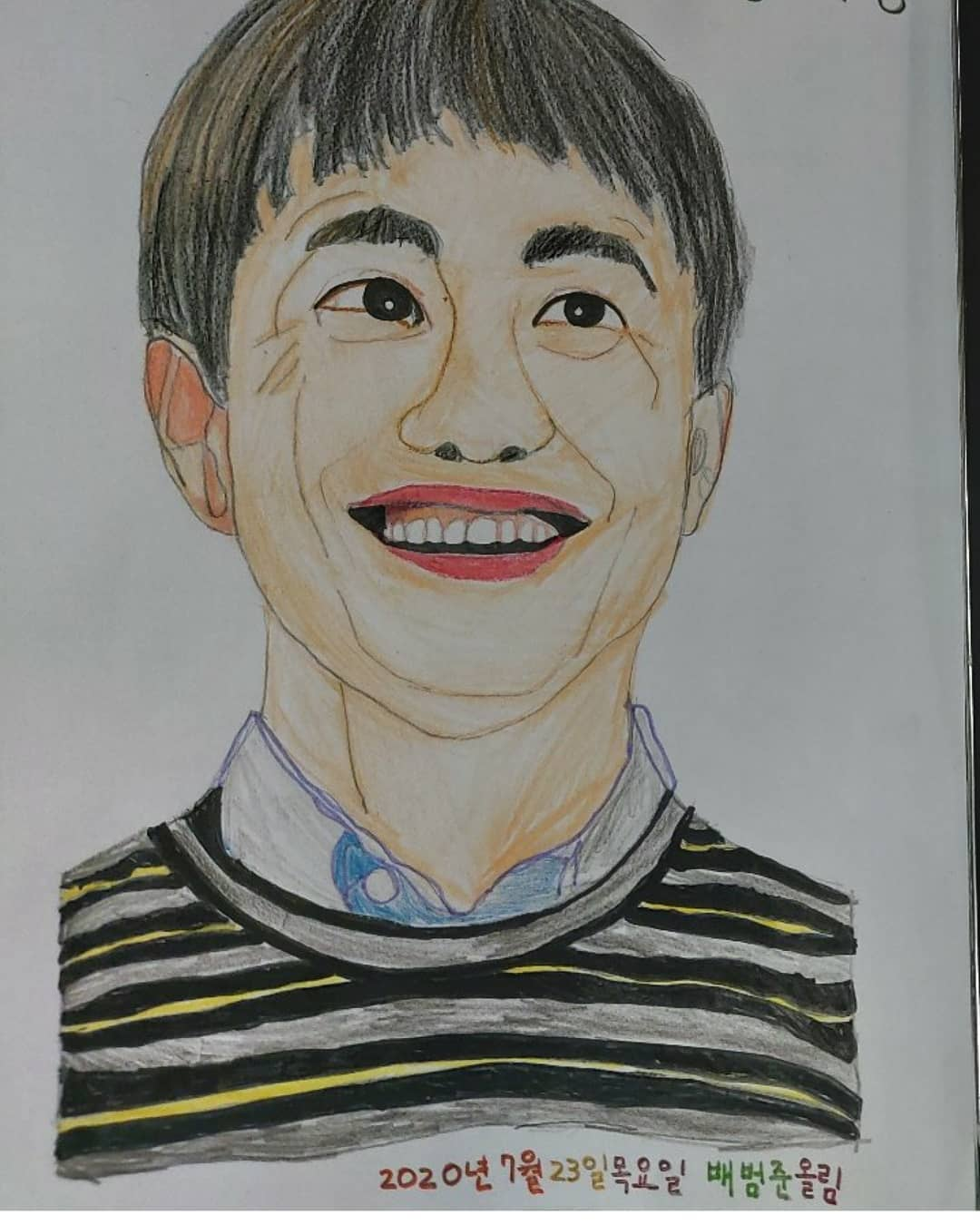 oh jung se fan artwork
