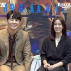 "Watch: Yoon Shi Yoon And Kyung Soo Jin Describe Their Drama ""Train,"" How They Prepare Behind-The-Scenes, And More"