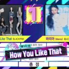 "Watch: BLACKPINK Takes 13th Win For ""How You Like That"" On ""Music Bank""; Performances By ATEEZ, APRIL, Eric Nam, Jessi, And More"