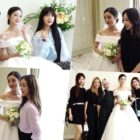 Watch: Hyerim Shares Video Of Wonder Girls, TWICE, Baek A Yeon, And More Gathering For Her Wedding