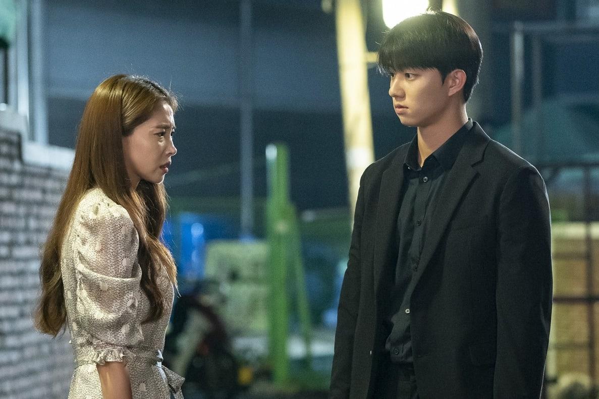 Oh Yoon Ah Ki Do Hoon 1