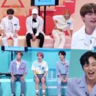 "Watch: Stray Kids And The Boyz Face Off In ""Idol On The Quiz"" Preview; MCs Tease Lee Know For Losing Juyeon's Number"