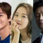 Update: Park Seo Joon, Park Bo Young, And Lee Byung Hun Confirmed For New Thriller Film
