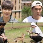 NU'EST's Aron Shares His Dog's Adoption Story And JR Explains His Reasons For Not Having Pets Right Now