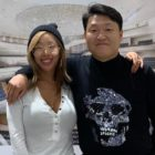 PSY Shares Funny Text Message Conversation With Jessi About Her New Music