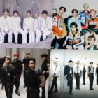 BTS, NCT 127, Stray Kids, ATEEZ, BLACKPINK, And More Rank High On World Albums Chart