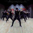 "Watch: Kang Daniel Shows The Details Of His Hardest Choreo Yet In ""Who U Are"" Dance Practice Video"