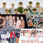 Gaon Announces Newest Batch Of Million And Platinum Certifications