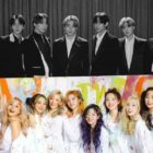 "BTS's ""Map Of The Soul: 7 -The Journey-"" Goes Triple Platinum In Japan, TWICE's ""Fanfare"" Goes Platinum"