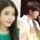 """Watch: IU Praises And Thanks B1A4's Sandeul For His Cover Of """"Dear Name"""""""