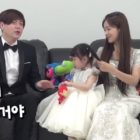 "Moon Hee Jun And Soyul Send Their Daughter A Message To Her Future Self In Final ""The Return Of Superman"" Appearance"