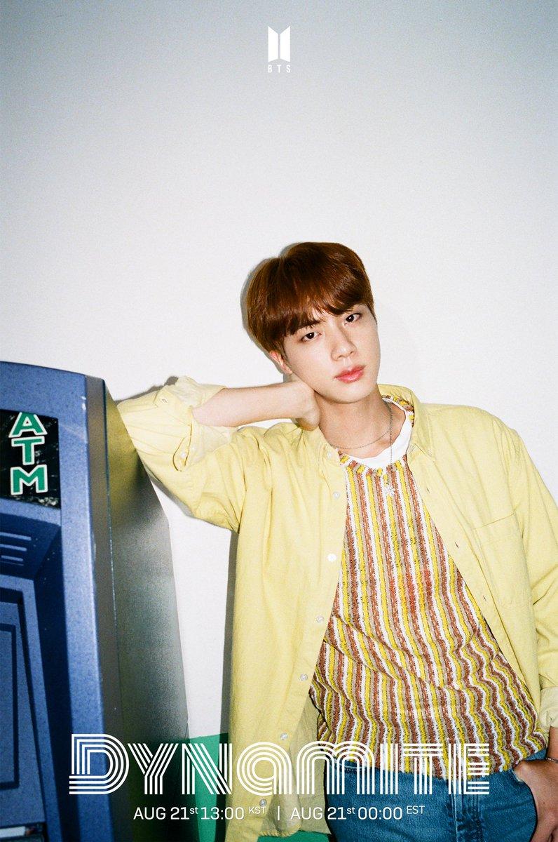 BTS Jungkook Jin helado piedra papel tijera