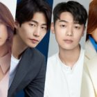 Update: Hani And Song Jae Rim Join Kang Min Hyuk And Jung In Sun In New Romance Drama
