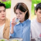 "Ha Seok Jin, Im Soo Hyang, And Ji Soo Have An Awkward Meal Together In ""When I Was The Most Beautiful"""