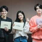 Kim Bum, Jo Bo Ah, Lee Dong Wook, And More Gather For 1st Script Reading Of New Fantasy Drama